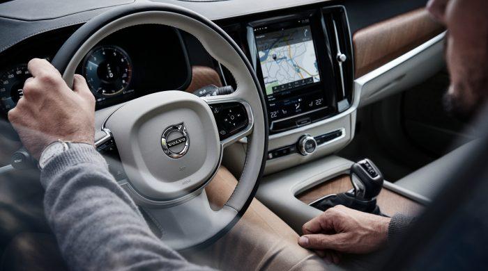 Intérieur Volvo
